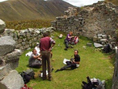 inca trail tour ecuador